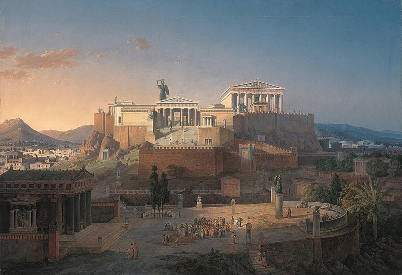 Astrology and astrogeography of Athens and goddess Athena