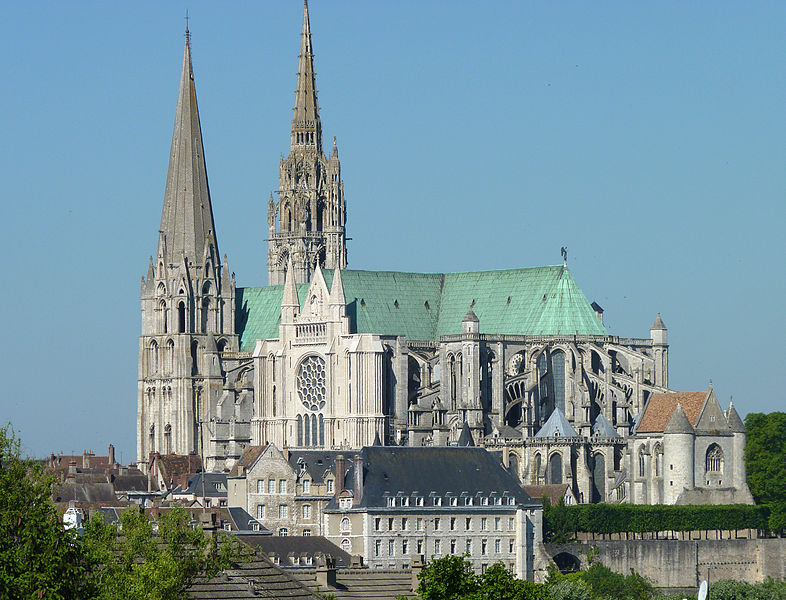 Astrology & Sacred Sites: The Cathedral of Our Lady of Chartres