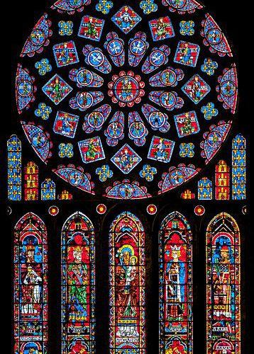 Zur Astrologie der Kathedrale von Chartres