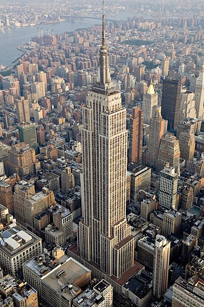 Astrology of the Empire State Building