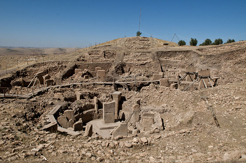 The Mountain Sanctuary of Göbekli Tepe