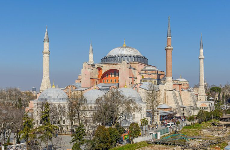 Taurus and Cancer – The Hagia Sophia as a Temple of the Earth Mother