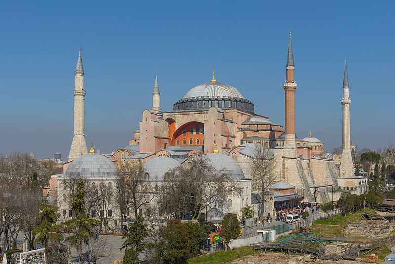 Hagia Sophia located in Taurus with CancerArild Vågen