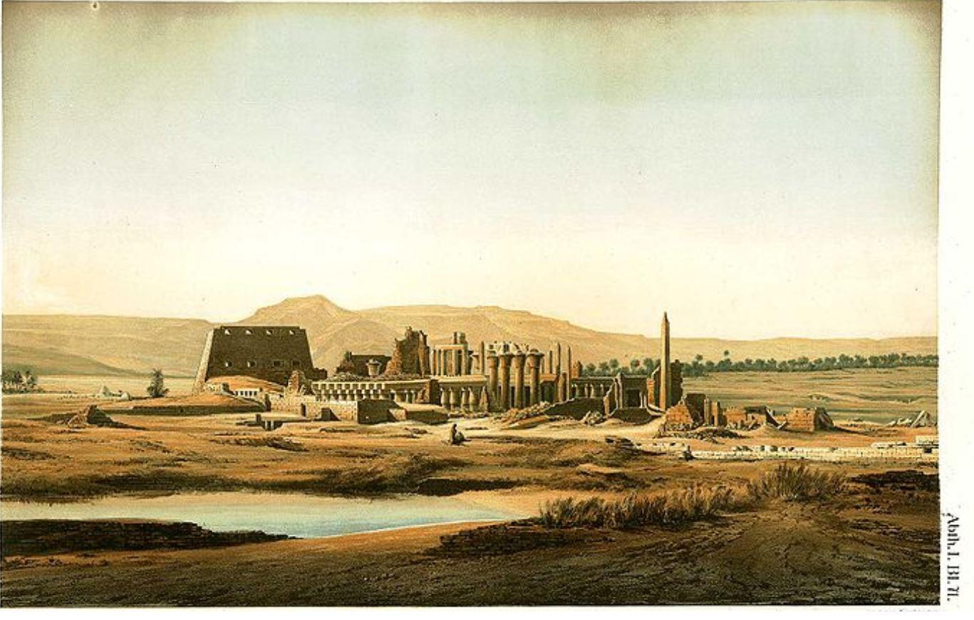Astrology of the Karnak Temple