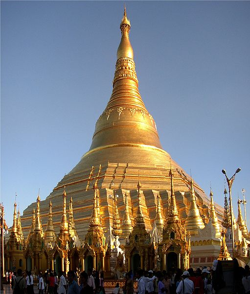 Libra and Sagittarius – Shwedagon Pagoda in Myanmar