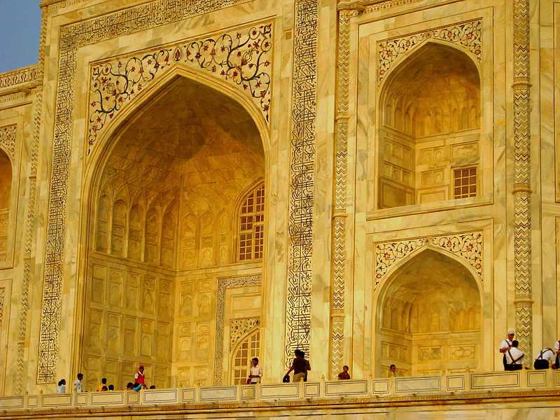 Taurus and Scorpio – The Taj Mahal in Agra