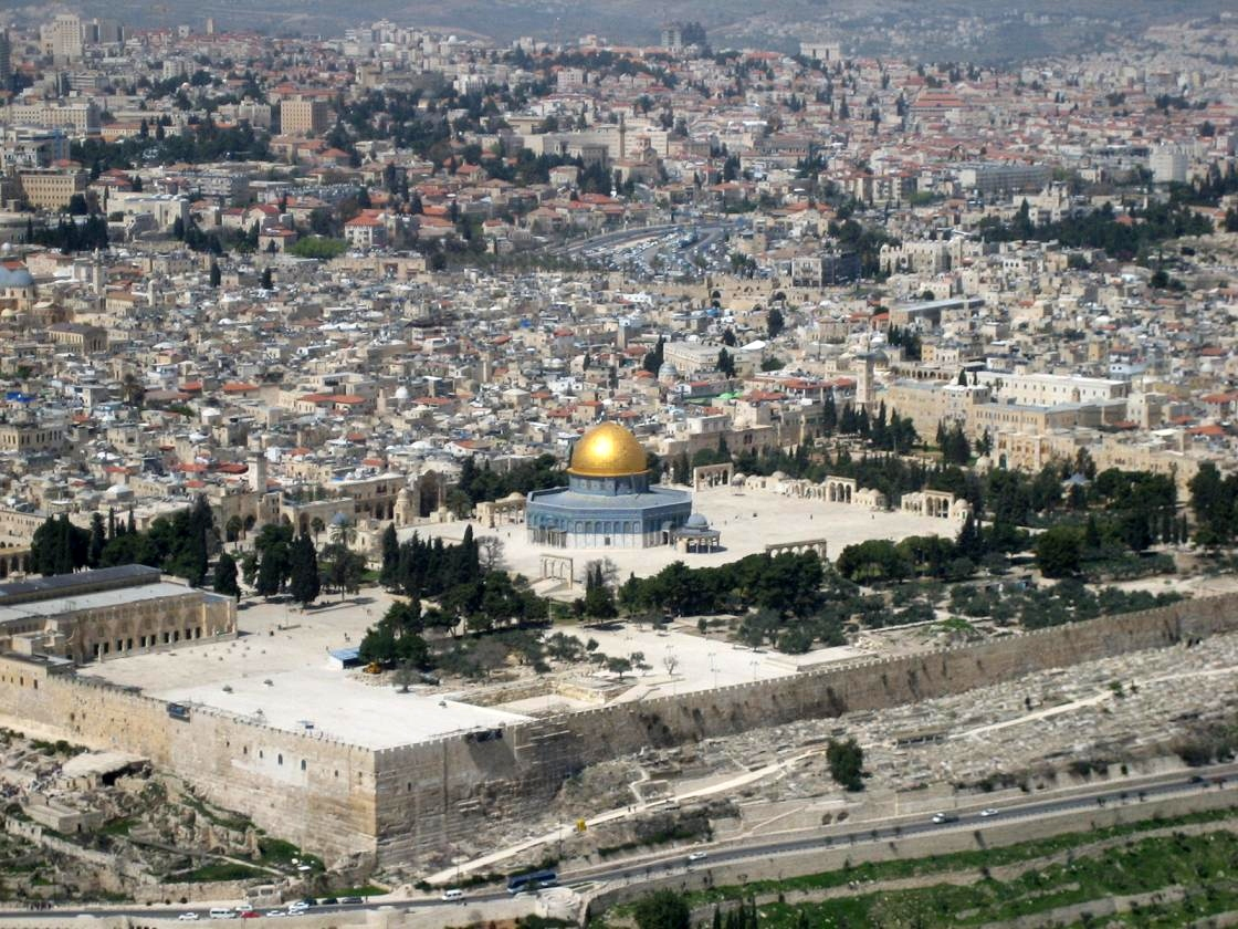 The Temple Mount at Jerusalem in Astrology