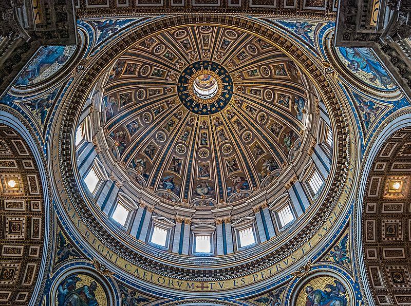 Der Petersdom in Rom aus astrogeographischer Sicht