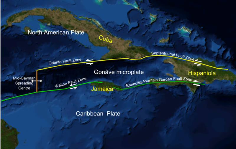 The Haiti Earthquake on 12 January 2010