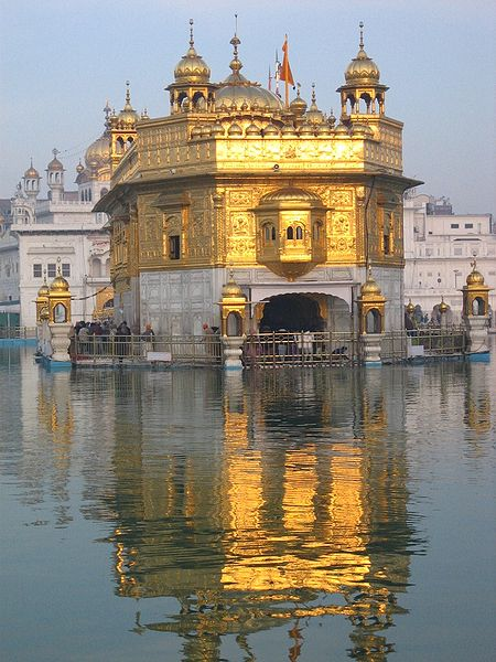 Leo and Virgo – The Golden Temple in Amritsar