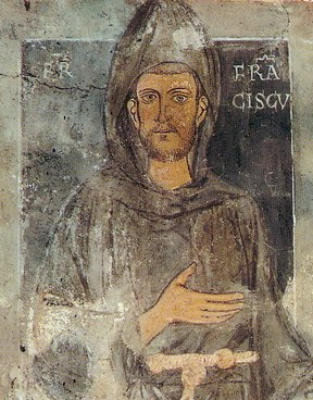 Saint Francis of Assisi in astrology and astrogeography
