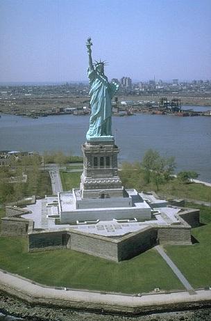 Löwe und Skorpion – Die Freiheitsstatue in New York