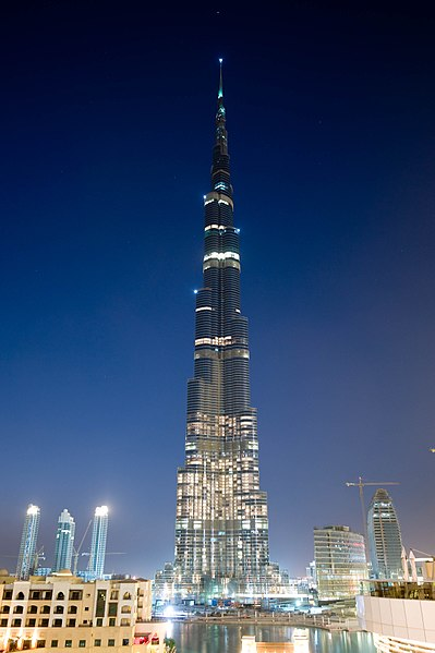 Cancer and Taurus – Burj Khalifa in Dubai