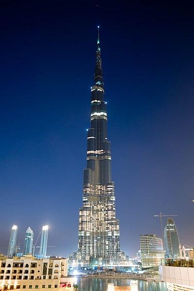 Astrologie und Architektur: der Burj Khalifa