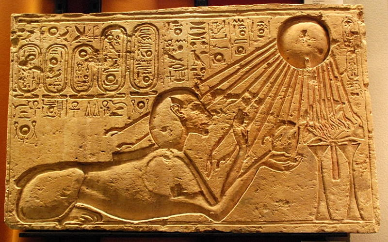 Aquarius and Leo – The Capital of the Sun God Aten