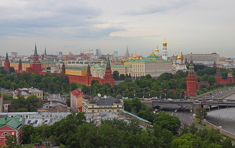 Kremlin Hill in astrology