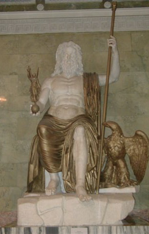Astrology and astrogeography of Zeus