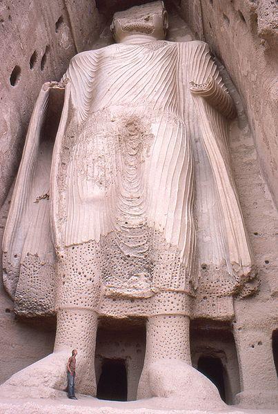 Libra and Scorpio – The Buddhas of Bamiyan