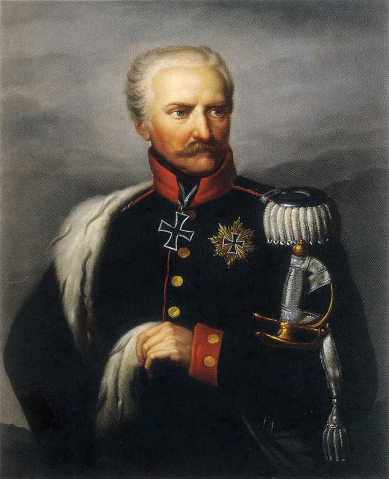General Bluecher