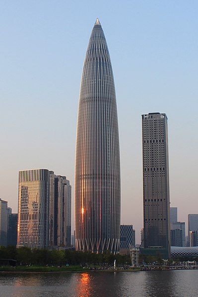 Astrology and architecture of skyscrapers