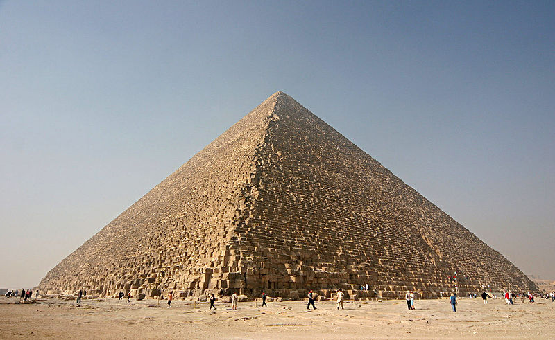Gemini and Virgo: the Great Pyramid of Giza