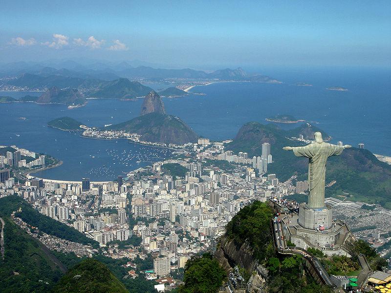 Skorpion und Löwe – Die Christo Redentor Statue in Rio