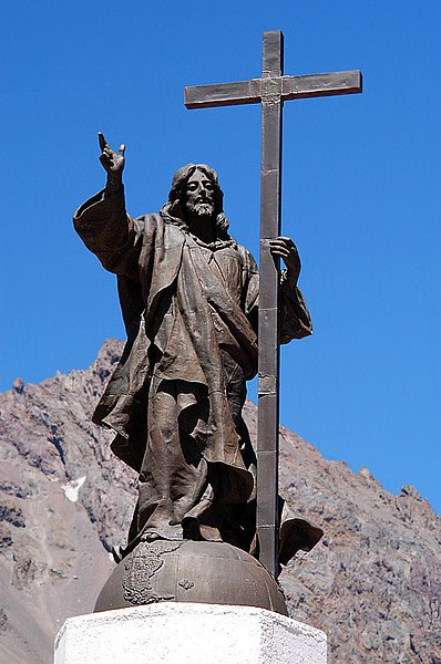 Christo redentor de los Andes in astrology
