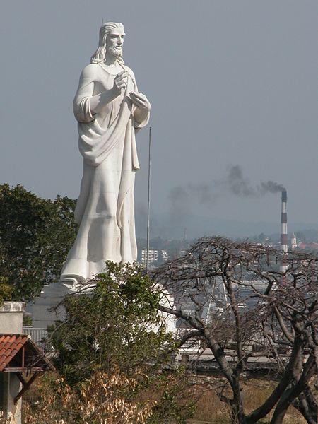Christ of Havanna in astrology