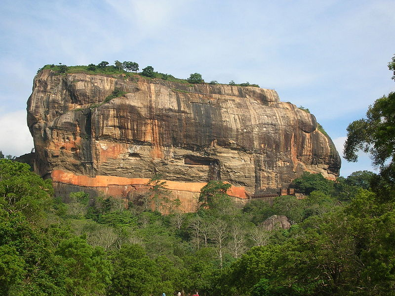 Scorpio and Scorpio – The Rock Fortress of Sigiriya