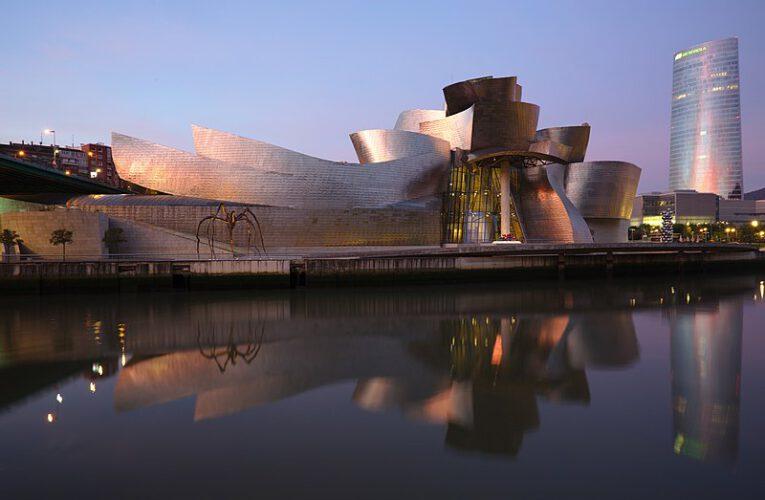Scorpio and Pisces – Guggenheim Museum in Bilbao