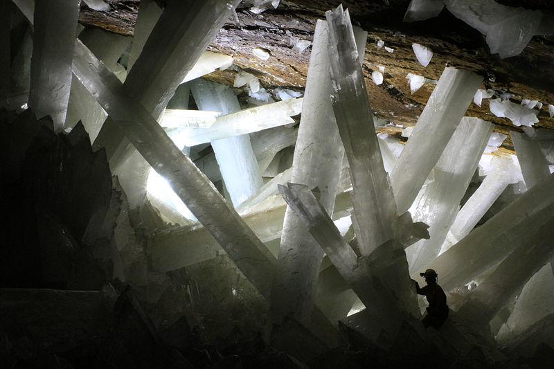 Schütze und Steinbock – Die Riesenkristalle von Naica