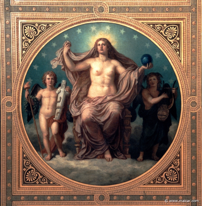 Aphrodite and Venus in astrology and astrogeography