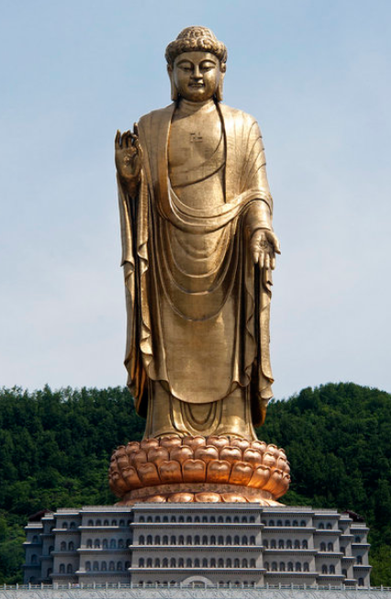 """The """"Spring Temple Buddha"""""""