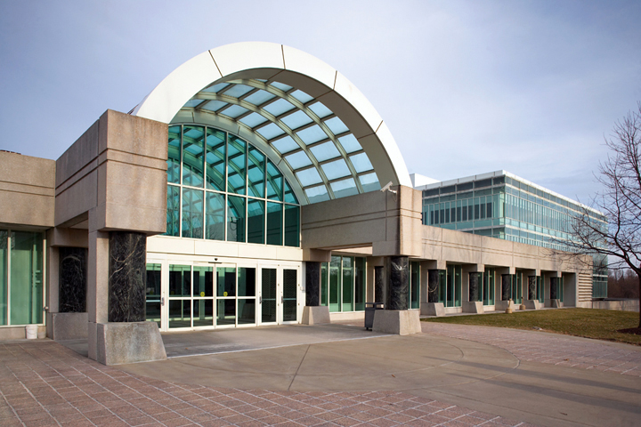 CIA Headquarters at Langley, Virginia