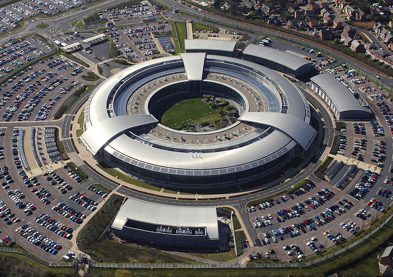 Government Communications Headquarters and similar institutions author:Ministry of Defence,  opengovlic1.0