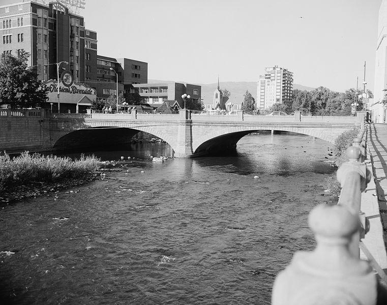 Virginia Street Bridge, Reno, Nevada