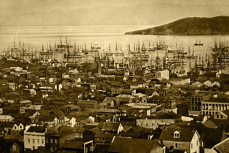 Astrology and astrogeography of San Francisco