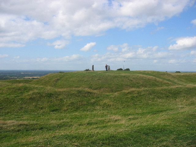 The Hill of Tara – seat of the High Kings of Ireland