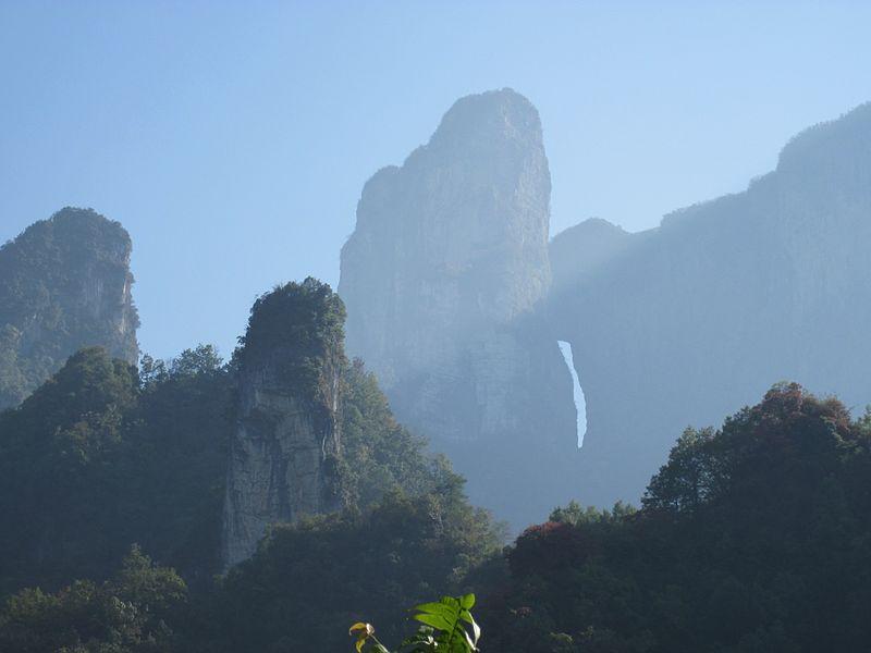 Tian_Menshan_Mountain_10