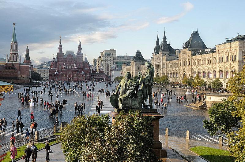 Eine astrogeographische Typologie großer Plätze Red Square Moskau in Libra with Capricorn author: Christophe Meneboeuf, ccbysa3.0