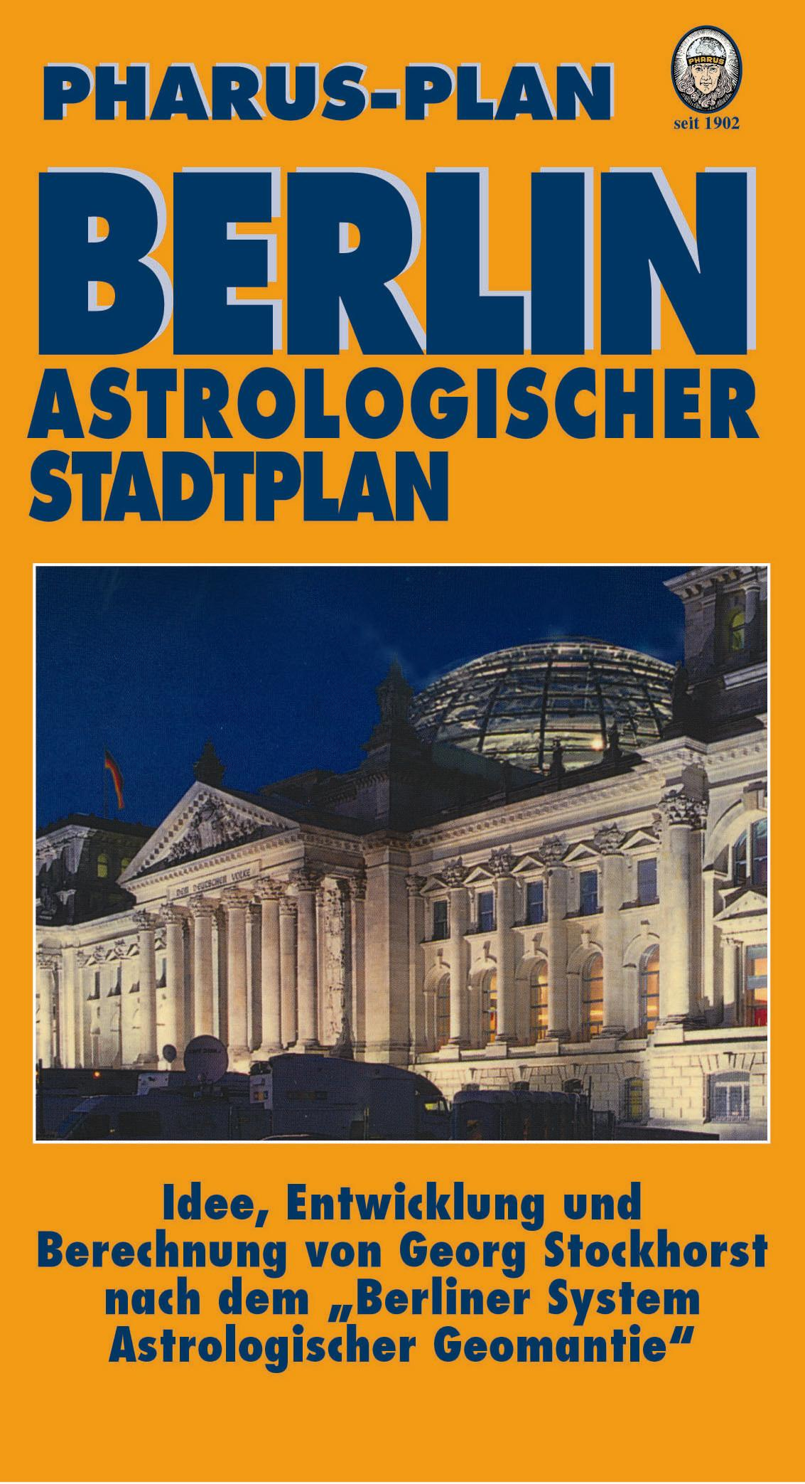 Astrological Town Plan Berlin, 2003 - ISBN-13: 978-3865140074