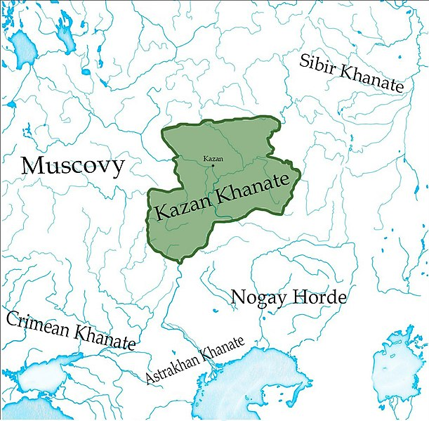 Astrology of Russia and Kazan