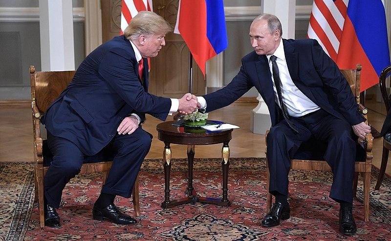 Political astrology of Moscow: Trumputin alliance