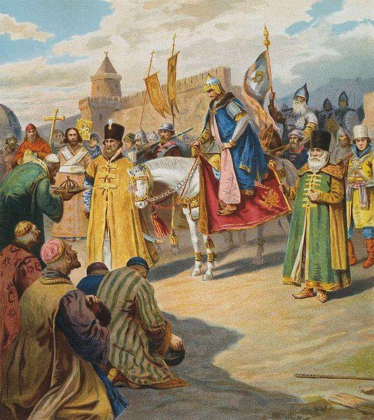 Iyan IV after the Siege of Kazan