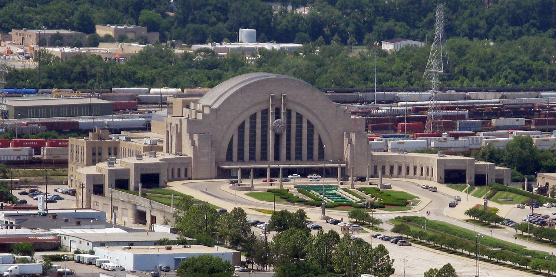 Astrology and astrogeography of Cincinnati Union Station