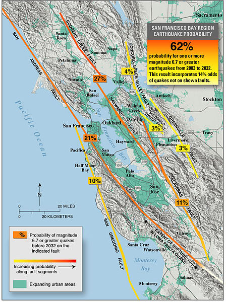 Astrology and astrogeography of San Francisco earthquakes