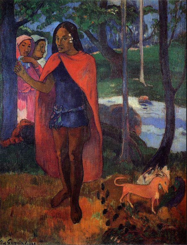 The Sorcerer of Hiva Oa, 1902,
