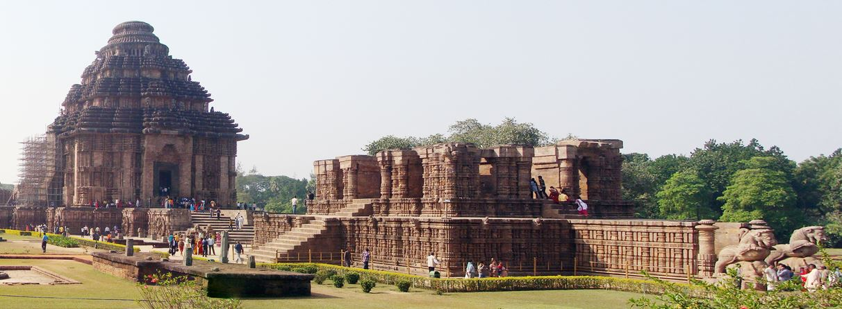 Konar Sun Temple in Orissa photo: Alokprasad84 ccbysa3.0