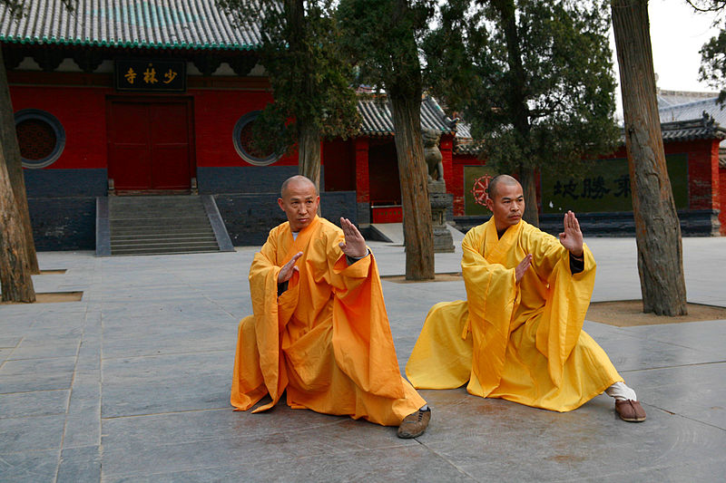 Astrology and astrogeography of Shaolin monastery