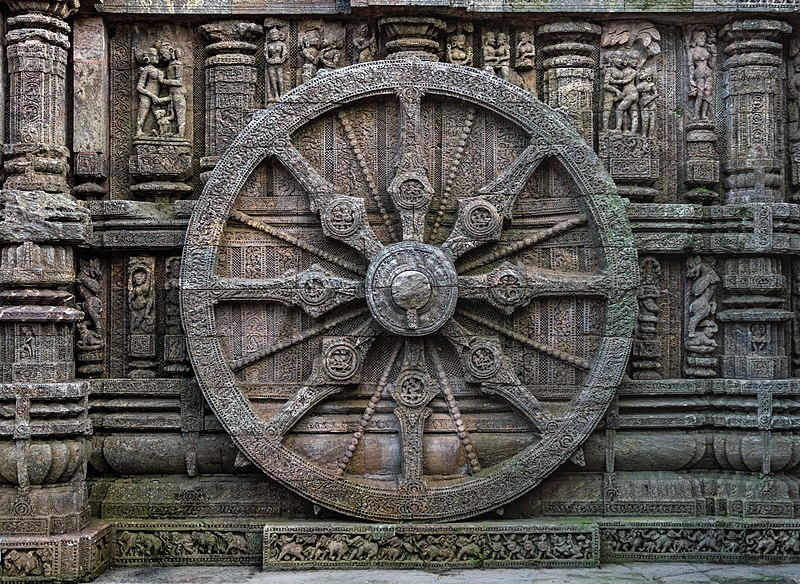 Astrology of the Konark Sun Temple